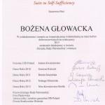 29.10.2013 podziekowanieDFS_Bozena_Glowacka